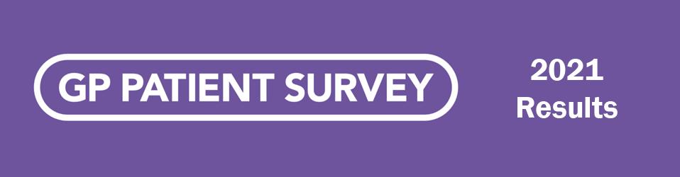 GP Patient Survey 2021 Results